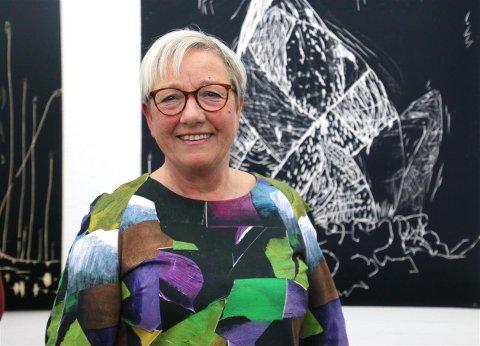FYLKESRÅD: Kirsti Saxi (SV) er fylkesråd for kultur, klima og miljø i Nordland fylkeskommune.