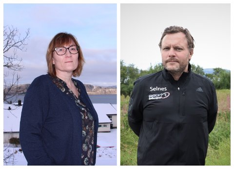 Gruppeleder i Alstahaug Venstre, Hanne Nora Nilssen, og leder John André Selnes har sammen med mange andre medlemmer meldt seg ut av partiet.