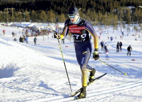 Fikk en GOD START på den nasjonale sesongen: Lars Håkonsen kom godt i gang med den nasjonale sesongen da han fikk en brukbar åpning på Norgescupen på Lygna. Foto: Svein Halvor Moe