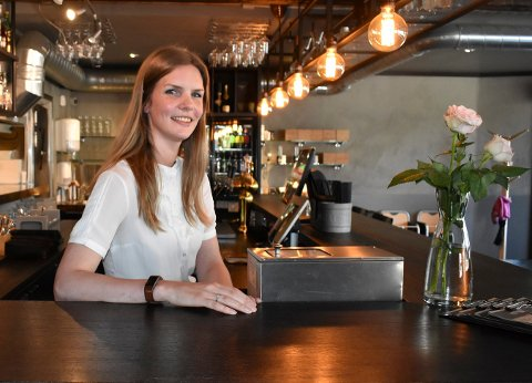 2018 ble et godt år for Katrine Kolset og Privat Cafe og Bar. Aldri tidligere har de sittet igjen med like mye som i fjor, med halvannen millon kroner.