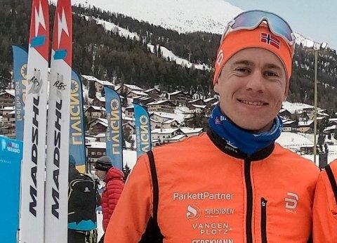 SATSER: Thomas Gjestrumbakken (24) fra Moss kiklubb satser på Ski Classics denne sesongen.