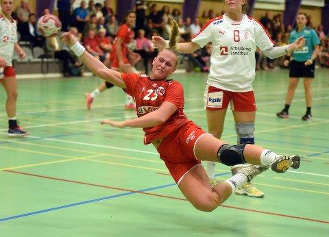 STERK: Kristin Halvorsen viste seg godt frem under SOC i Danmark.