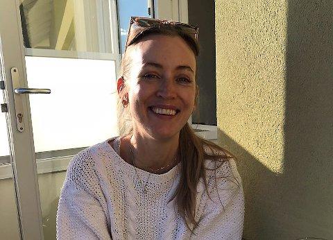 Mariel Bull Jensen håper engasjementet i Norsk Smaksskule kan bli en fast stilling. Foto: Privat.