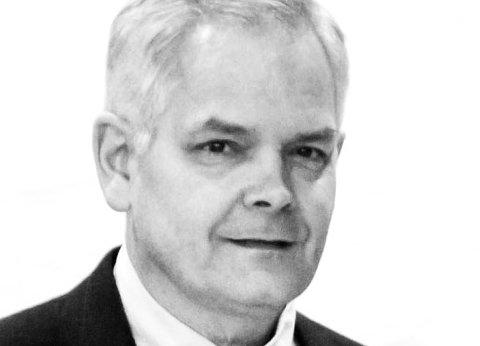 Erik A. Sørensen. Foto: Lasse Nordheim