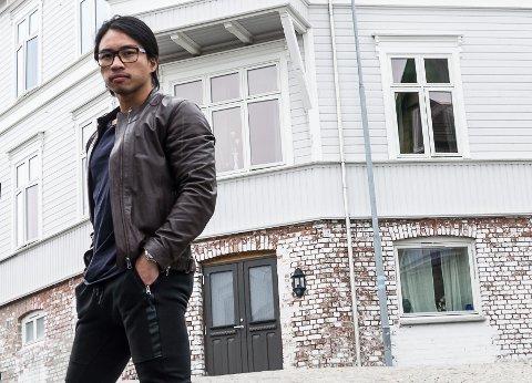 Arkitekt Lael Aprieto gir seg i Arealplan i Larvik kommune, og har begynt som arealplanlegger i Kragerø i stedet.