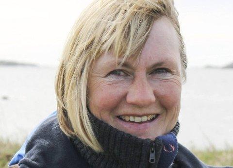 NY NASJONALPARKFORVALTER: Anne Sjømæling skifter jobb, men ikke beite når hun nå forlater stillingen som fagsjef for Oslofjordens friluftsråd og tiltrer som ny nasjonalparksforvalter.