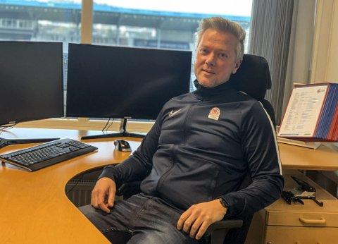 INGEN: Gaute Brovold og NFF Telemark har ikke fått melding om smittede.