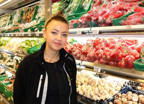 Paulina Wozna måtte være kreativ da hun ønsket å redusere matsvinn.