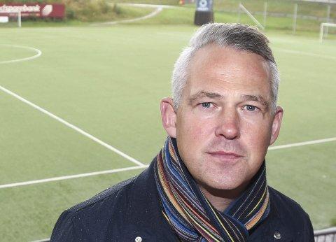 Hjelp: Rana FK ved daglig leder Sigurd Hognestad, kan få uventet hjelp.