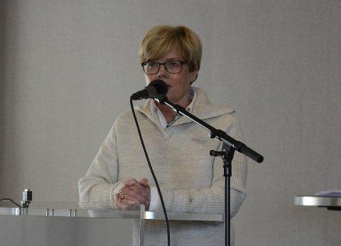 Stortingsrepresentant Kristin Ørmen Johnsen skal snakke om hvordan private kan hjelpe staten med å yte ulike velferdstjenester.