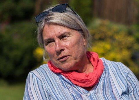 - GOD OVERSIKT:  Kirsten Orebråten opplever at smittesporerne har god oversikt. Hun mener at smittespredningen ikke er så stor nå at det er nødvendig med egne lokale tiltak.