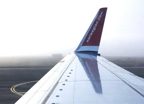 SØKSMÅL: Amerikanske passasjerer vil saksøke flyselskapet Norwegian.