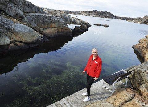 Gleder: Røde Kors henvender seg til barnefamilier som strever økonomisk. – Vi har i mange år sett at det er mye skjult fattigdom i Vestfold, sier frivilligkoordinator Kristin Gjelstad.