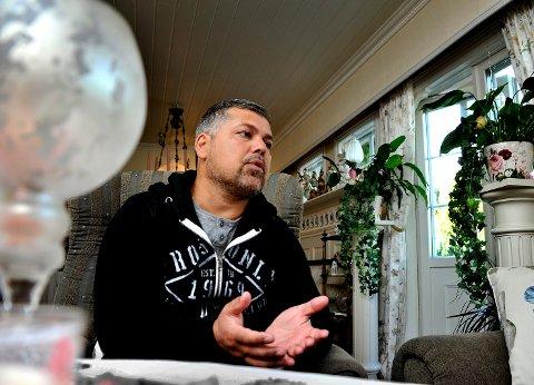 FÅR BLI: Tarik Ali Hassan får bli i Norge - for få dager siden fikk han beskjed om at oppholdstillatelse er innvilget.