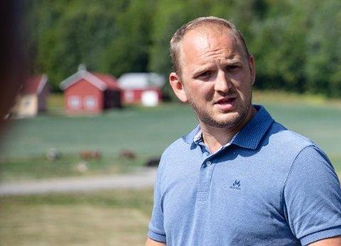 Samferdselsminister Jon Georg Dale (Frp)