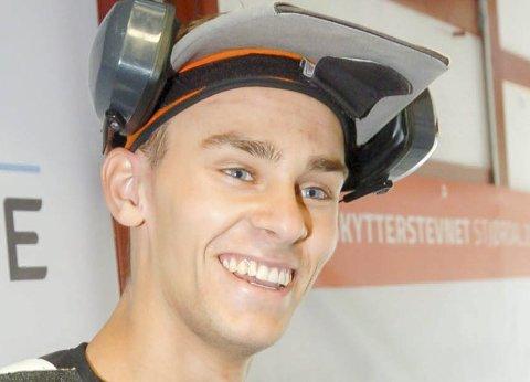 GLAD: – Jeg er glad for å være tilbake i toppen etter måneder med helseplager, sier en smilende Henrik Larsen fornøyd.