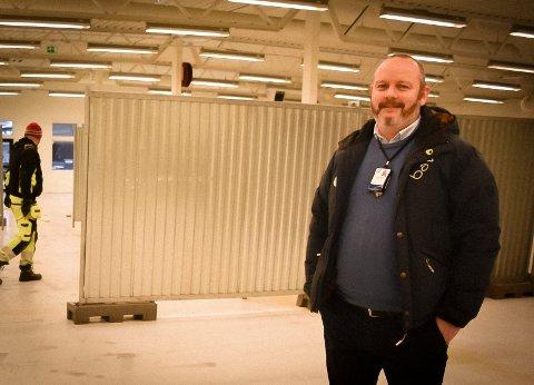 Kristian Devold, seksjonsleder behandling og mestring i Indre Østfold kommune.