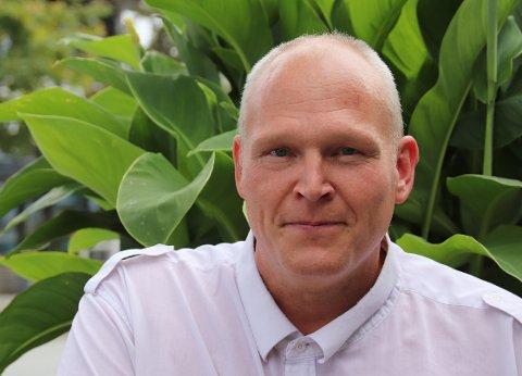 Alf Henning Heggheim, Senterpartiet
