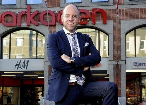 TAR UT UTBYTTE: Emil Eriksrød får utbetalt over 13 millioner kroner i utbytte. Foto: Ørjan Madsen