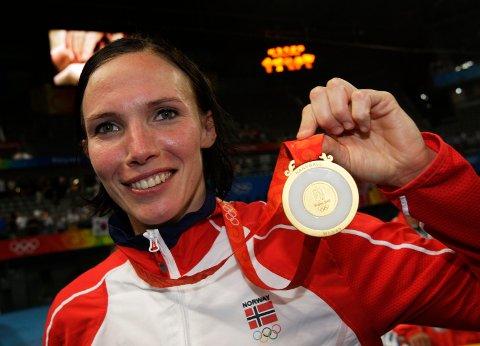 NY GJERPEN-TRENER: Tidligere OL-vinner i håndball, Katja Nyberg, skal lede Gjerpen ut denne sesongen.