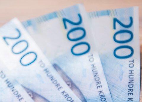 FANT PENGER: Cathrine Vollestad Teigen fant en lommebok med penger i sommer. Nå håper hun å finne eieren. Illustrasjon: NTB scanpix