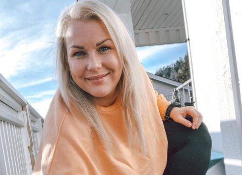 INSTAHIT: Åsne Marie Øygarden deler hjem og familieliv på Notodden med 20 000 følgere på Instagram.