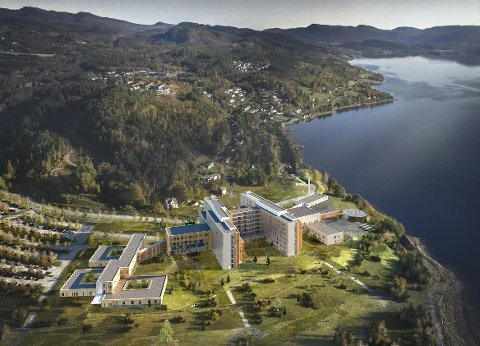 Det er blank løgn om noen skulle hevde at det ikke vil medføre store forsinkelser å omgjøre beslutningen om å bygge et fellessykehus for Nordmøre og Romsdal, skriver Rasmus Rasmussen.