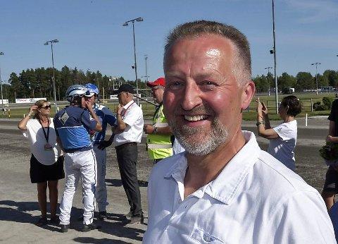 SER LANGT FRAM: Gunnar Flåten ser for seg et moderne anlegg og ønsker en ekstra pengesekk velkommen.