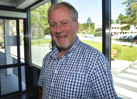 Vil gi seg: Med mindre Morten Foss skifter mening, forlater han lokalpolitikken neste år, når denne valgperioden er over. Foss er kjent som en profilert og tydelig politiker. Arkivfoto