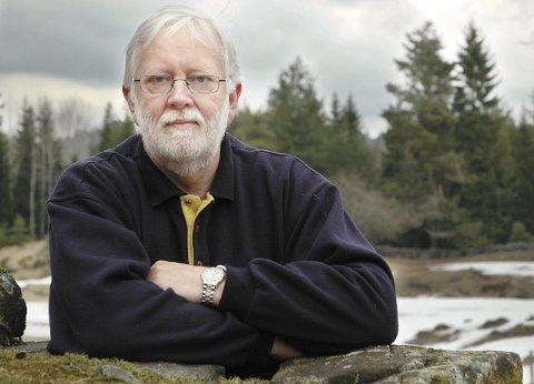 Større skogeier: Torstein Moland bor på Slettås på Vegårshei, der han har en eiendom på ca. 3.300 dekar. Nå vil han utvide sitt skogareal med 1635 dekar på Nordre Ljøstad, nær sentrum i Myra. Arkivfoto