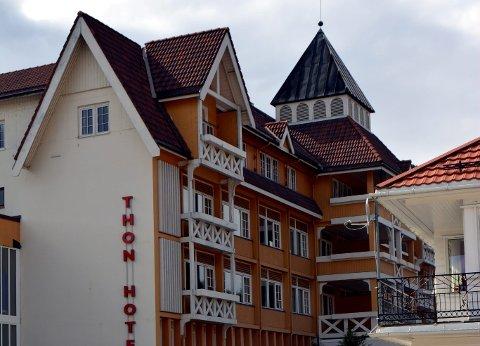 Snart ny direktør: Thon Hotels driver nå ærverdige Fagernes Hotel.