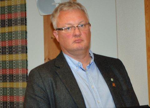 Medfølelse: Ordfører i heimkommunen til avdøde Eirik Grønolen, Odd Erik Holden, Sp, uttrykker sin dypeste medfølelse til de etterlatte.