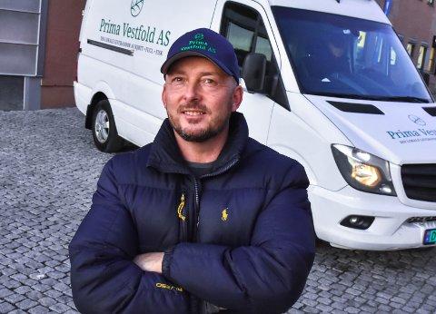 MARKED: – Markedet for små leverandører av kvalitetsmat er stort, og økende, sier Hans Petter Offerdahl.