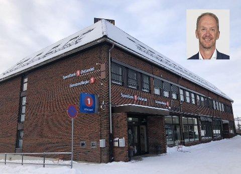 SØKER ETTER NY BANKSJEF: – Vi håper å ha den nye banksjefen i Nord-Østerdal på plass senest til sommeren, sier regionbanksjef Kjell Inge Bækken.