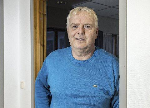 Stiller spørsmål: Stig Rune Andreassen har vært i kontakt med UDI flere ganger om saken for å få svar.