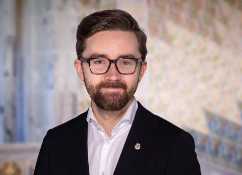 Bystyremedlem for SV, Ola Wolff Elvevold har troen på et rød/grønt-byråd også etter onsdagens skjebnesvangre bystyremøte.