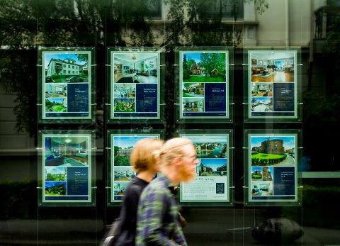 HETT MARKED: Det er tøft å komme seg inn på boligmarkedet, og de siste årene har det dukket opp flere ordninger rettet mot førstegangskjøpere.