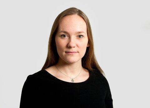 Jenny Clemet von Tetzschner blir ny politisk rådgiver for statminister Erna Solberg.