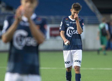 Johnny Furdal scoret mot gamleklubben, men var ikke fornøyd.