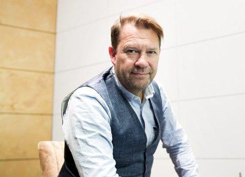 Homokamp: Bjarte Hjelmeland skal skrive en tekst som handler om homobevegelsen på 1980-tallet til «Heim 3». Arkivfoto: Skjalg Ekeland