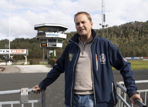 Jan Gjennestad i Vestenfjeldske Travforbund mener tapsgrense er feil fremgangsmåte for å bli kvitt spillavhengighet.