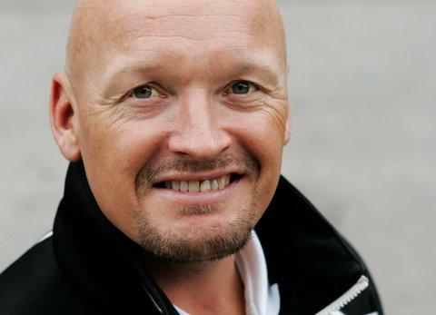 Finn Christian Jagge, sjef for kvinnenes verdenscuplag i alpint, fotografert i Sölden torsdag.