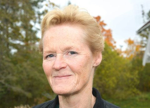 UT Å FRI: Sunni Grøndahl Aamodt er invitert til kulturministeren den 4.februar for å vise fram kostnadsoverslag og skisser for det nye senteret.