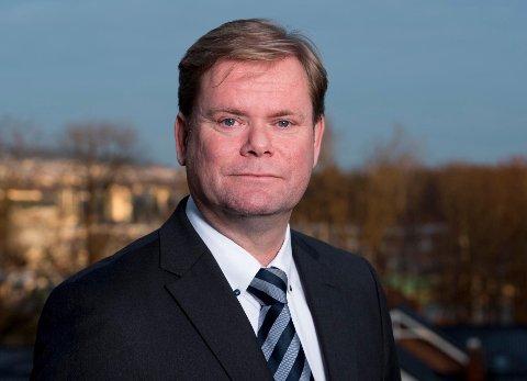 FERDIG: Bent Martini, Chief Operating Officer i Hurtigruten, går av. Selskapet og Martini er enige om en sluttavtale.