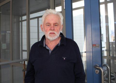 Smittevernoverlege i Bremanger og Kinn, Jan Helge Dale.