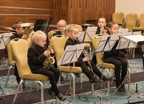 Fredrikstad Janitsjarskole får bedre akustikk på Trosvik etter ombygging.