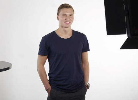 Flere kapitler: Mathias Johnsen har fokus på to ting om dagen: Mjølner og studier. Dersom alt går etter planen har 23-åringen en mastergrad i økonomi neste sommer. Både før og etter den tid venter flere kapitler i fotballkarrieren hans.