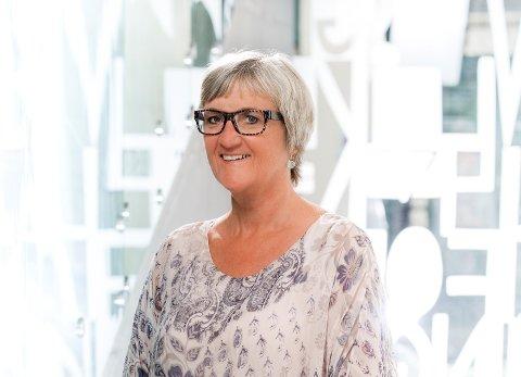 Gerd-Inger Simonsen, fylkesleder Utdanningsforbundet Nordland, 2015-2019