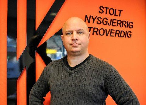 Redaktør: Audun Bårdseth i Gjengangeren.