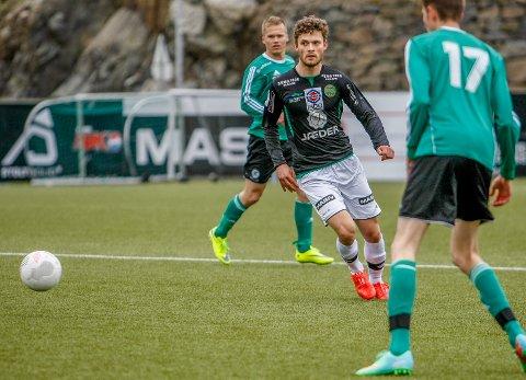 Etter landslagspausen skal Rogvi Baldvinsson begynne sitt nye eventyr i danske FC Fredericia.